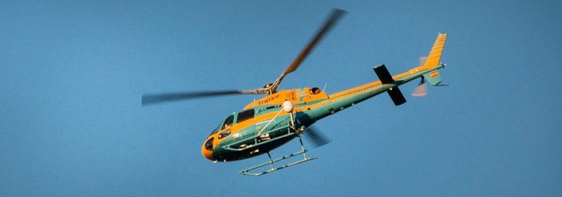 pegasus helicoptero